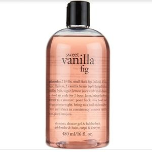 Sweet Vanilla Fig Philosophy 3in1 16 oz